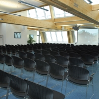 Conference Room- Theatre style layout