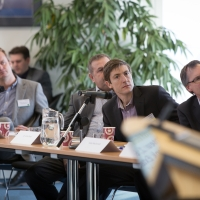 Offshore Wind Meets... Conference at OrbisEnergy. Pic by TMS Media Ltd
