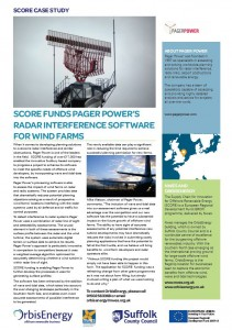 Pager Power - Radar Software
