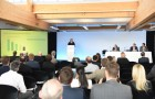 Paulina Hobbs of Siemens Wind Power presenting at the ECOWindS Conferecne