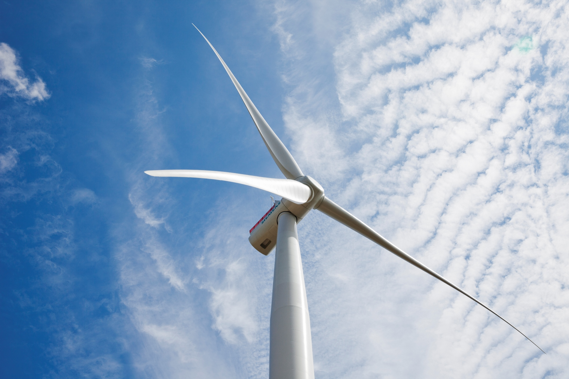 Europe s st Contract for fshore Wind Turbines Announced by